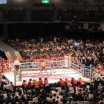 WBC・WBA世界タイトルマッチ